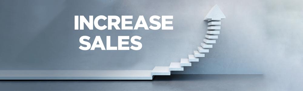راه های افزایش فروش