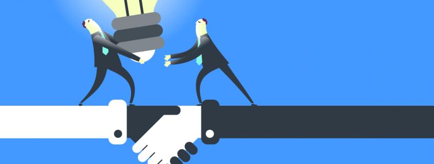 هرچه مشارکت و همکاری بین فروش و بازاریابی با نظم بیشتری انجام شود، سازمان میتواند در کمترین زمان ممکن و با سرعت بیشتر نسبت به رقبا، محصولات جدیدی را که طراحی و تولید کرده به بازار معرفی نماید. زیرا این فرایند نیاز دارد که هر دو واحد در یک ارتباط منسجم و منظم، به برنامه ریزی و فروش محصول جدید بپردازند.