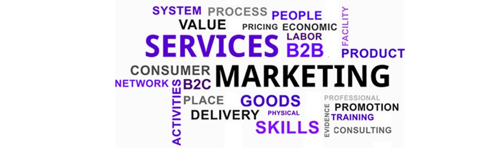 ویژگی بازاریابی خدماتی
