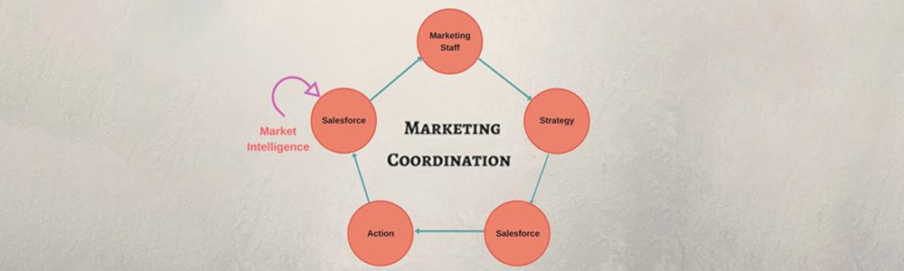هماهنگی بازاریابی و فروش